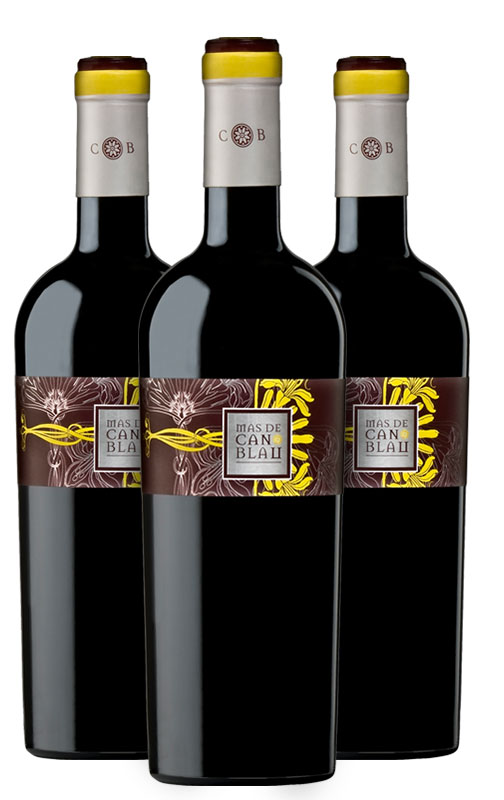 VISTO EN BODEBOCA: Mas de Can Blau 2011 Tres botellas 102€ 1