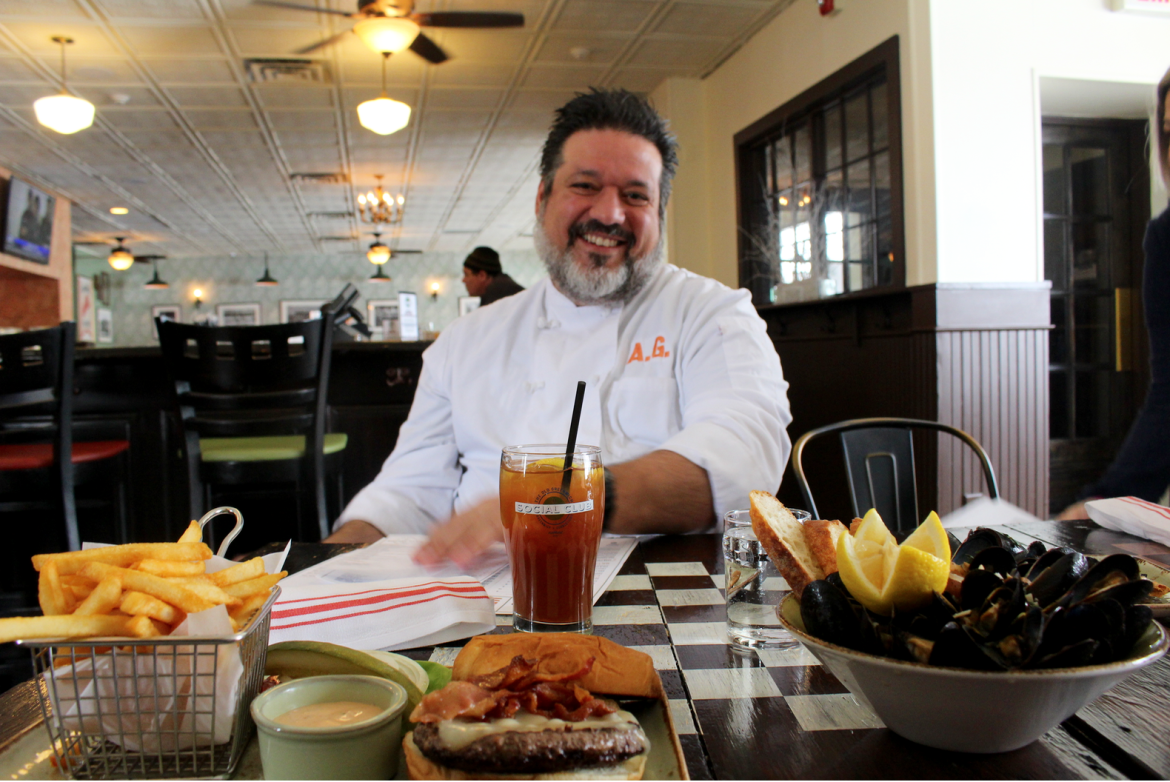 ALEX GARCIA: El chef cubano que triunfa en New York