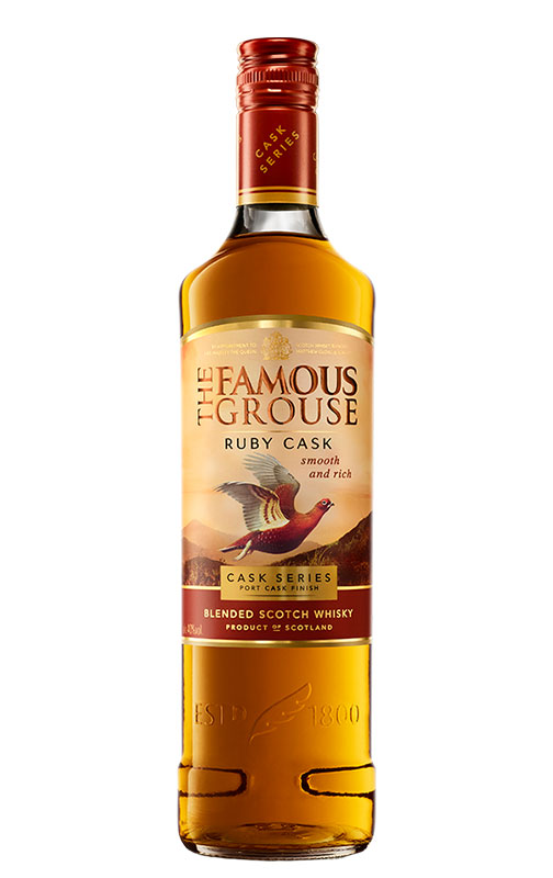 The Famous Grouse Ruby Cask 2