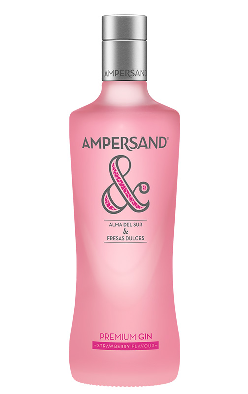 Ampersand Gin Fresas 2