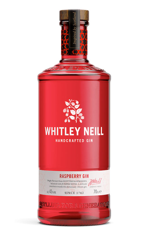Whitley Neill Raspberry Gin 127