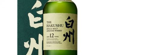 Hakushu 12 Years Old con estuche 32