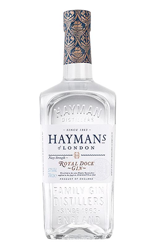 Hayman's Royal Dock Navy Strenght Gin 2
