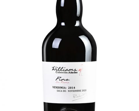 Fino Añada Williams 2014 Saca de Noviembre 2020 5