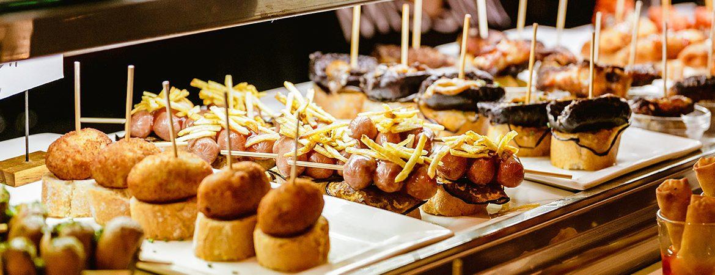 fiestas gastronómicas por el país vasco