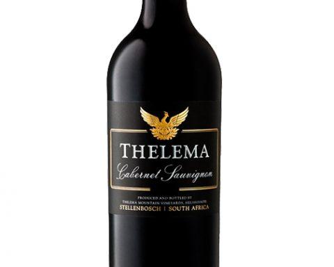 vinho thelema: Cabernet Sauvignon 2016 17