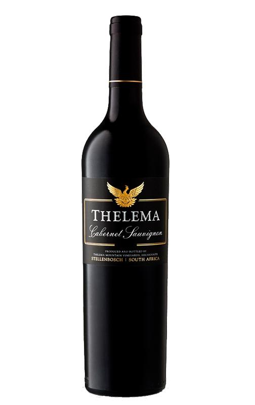 Vinho Thelema: Cabernet Sauvignon 2016 - VINO Y BODEGAS GASTROBLOG