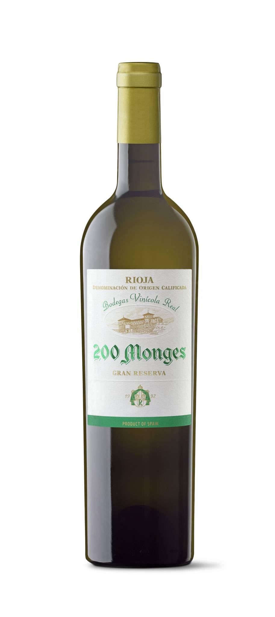 200 monges blanco: Probamos los vinos premium de Bodegas Vinícola Real 5
