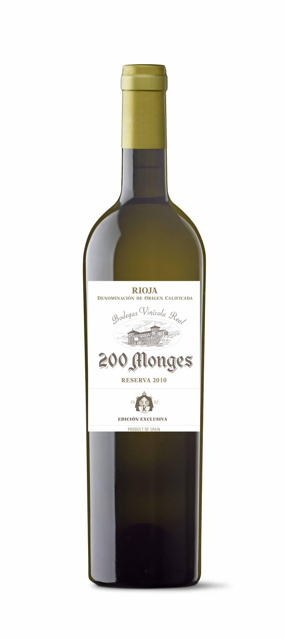 200 monges blanco: Probamos los vinos premium de Bodegas Vinícola Real 4