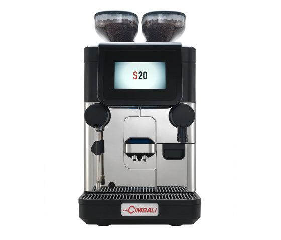 cafetera cimbali: la tradición del espresso es la S20 5