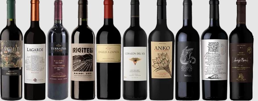 Todo lo que tienes que saber del Vino Malbec Argentino